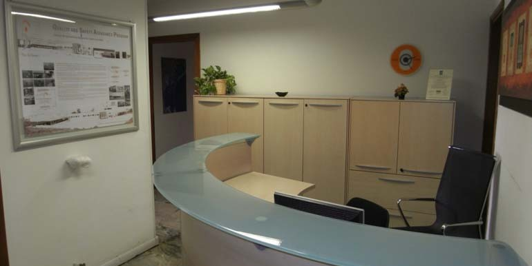 Ingresso/Reception