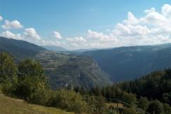 Panoramica dal monolocale